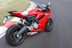 Ducati 899 Panigale MY2014