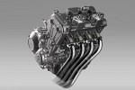 Silnik Honda CB650F 2014