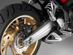 Wahacz Honda CB650F 2014