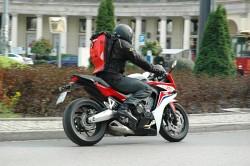 Honda CBR650F 2014 jazda