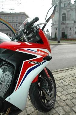Honda CBR650F 2014 owiewki