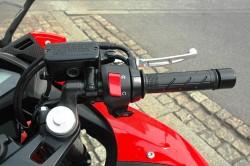 Honda CBR650F 2014 pompa hamulcowa