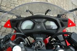 Honda CBR650F 2014 przyrzady