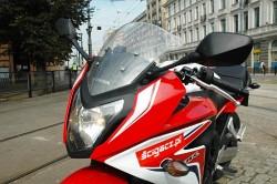 Honda CBR650F 2014 reflektor