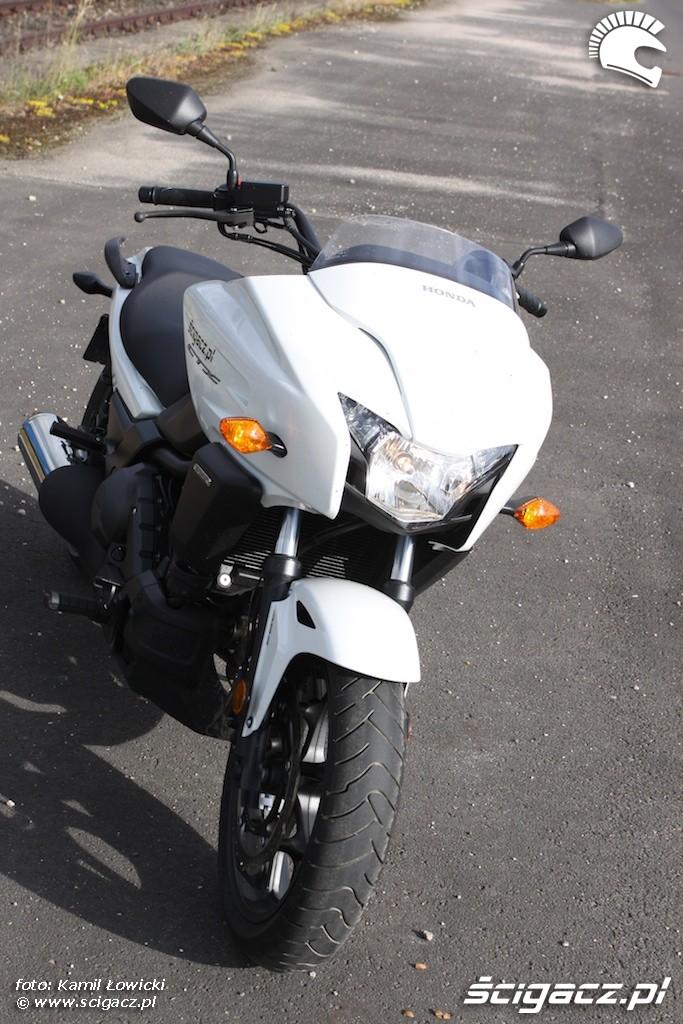 Owiewki Nowa Honda CTX700