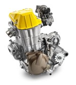 FE 450 Engine