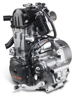 690 Duke 2014 silnik