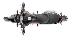 Nowy KTM 690 Duke 2014 z gory