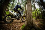 Motocykle Husqvarna 2015 na szlaku