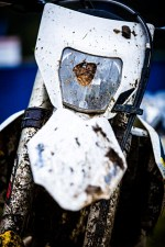 Motocykle Husqvarna MY2015 piach i bloto
