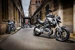 Motocykle MT 125
