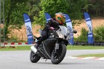 2014 Yamaha YZF R125 na kartingu