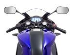 Widok zza kieronicy 2014 Yamaha YZF R125