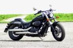 Honda Shadow Black Spirit
