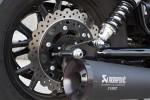 Yamaha XV950 2014 tylny hamulec