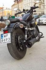 Yamaha XV950 Bolt 2014 black