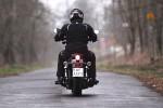 Yamaha XV950 Bolt 2014 od tylu