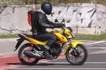 Honda CB125F nowa