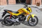 Nowa Honda CB125F 2015