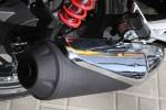 Oslona tlumika Honda CB125F 2015