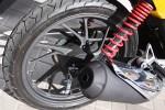 Tylne kolo Honda CB125F 2015
