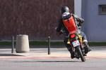 Zakrety Honda CB125F