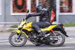 Zlozenie Honda CB125F