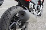 Honda CBR300R tlumik