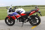 Nowa Honda CBR300R 2015 tor