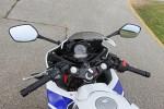 Za sterami Honda CBR300R