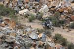Nowa Honda CRF1000L AfricaTwin YM16 kamienie