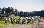 husqvarna 2016 gama motocross