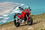 Nowe Ducati Multistrada 1200 red