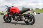 Ducati Monster 821 statyka