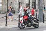 Ducati w miescie zapewnia nie tylko mobilnosc ale tez radosc z jazdy