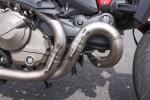 Kolektory Ducati Monster 821