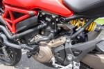 Naped Ducati Monster 821
