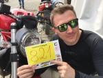 Numer Ducati Monster 821