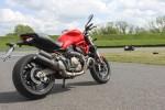 Statycznie Ducati Monster 821