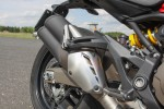 Tyl motocykla Ducati Monster 821