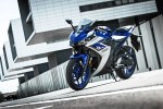 Yamaha YZF R3 Race Blue