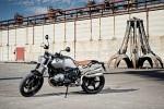 BMW R nineT Scrambler port