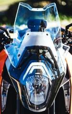 KTM Super Duke 1290 GT lampa