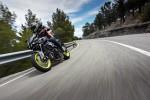 Dynamicznie Yamaha MT 10 2016