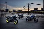 Statyka Yamaha MT 10 MY 2016