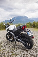 dominar jako pomysl na pierwszy motocykl