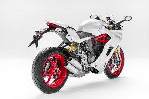 Ducati SUPERSPORT S tyl
