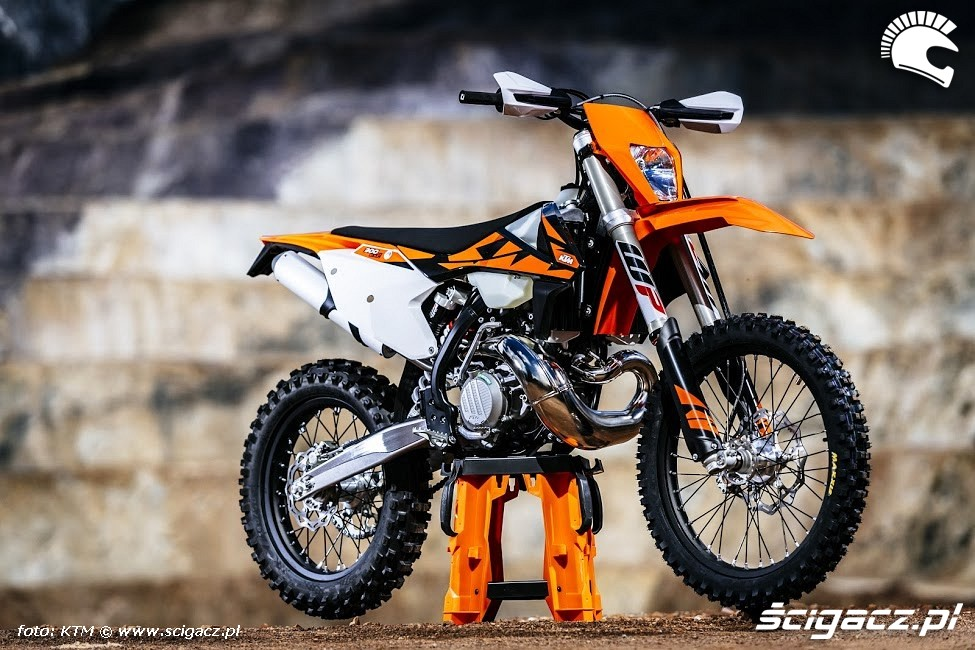 KTM EXC 300 wtrysk
