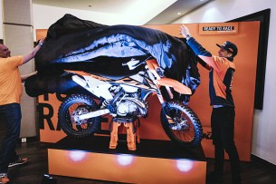 KTM EXC TPI prezentacja