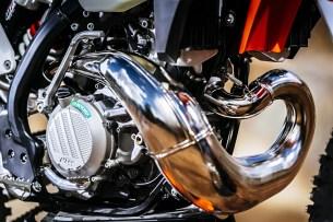 KTM EXC dyfuzor